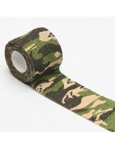 Kamuflaj Desenli Dövme Makinesi Grip Sargısı - Tutacak Bandı Cover