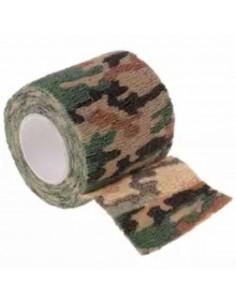 Askeri Kamuflaj Desenli Dövme Makinesi Grip Sargısı - Tutacak Bandı Cover