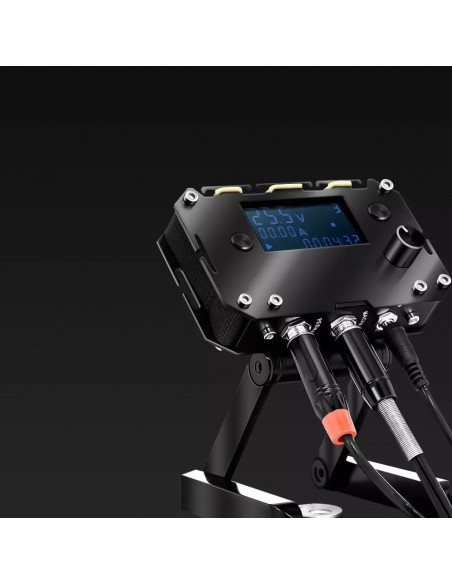 Ambition 5 Amper Stantlı Profesyonel Dövme Makinesi Adaptörü